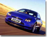 Ford Puma : un coupé très stylé