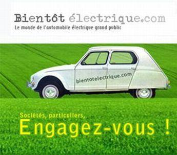 L'association Bientôt Electrique : un projet de Citroën Dyane électrique !