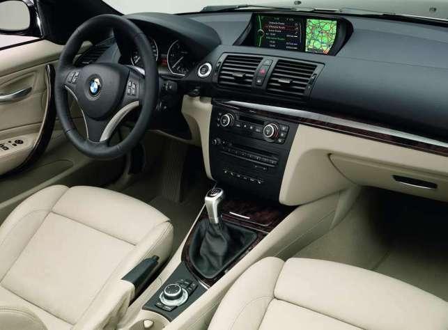 Zoom sur les BMW 118d et 123d Cabriolet 2009