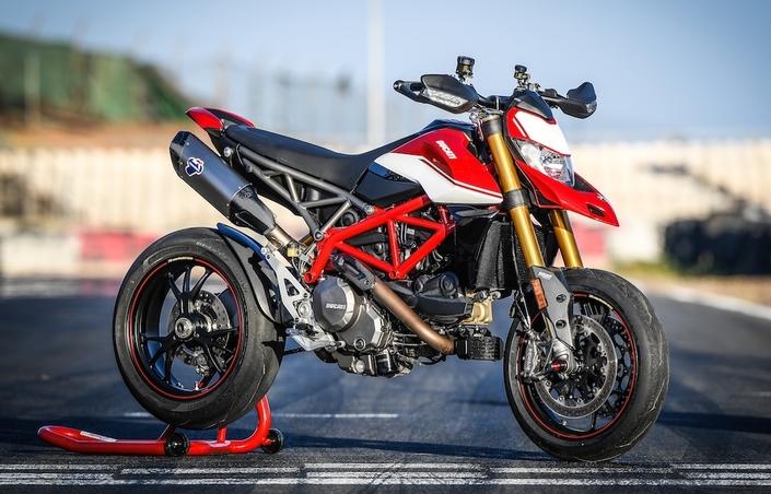 Ducati : les nouveaux Hypermotard 950 arrivent
