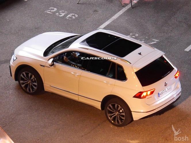 Surprise : voici le nouveau Volkswagen Tiguan