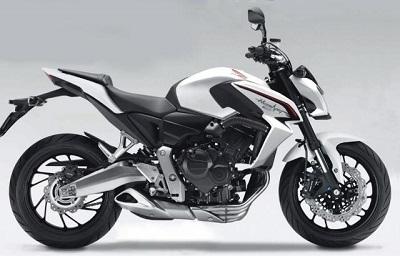 Nouveauté - Honda: la nouvelle Hornet fait déjà le buzz