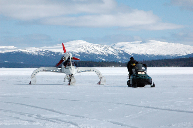Lotus Concept Ice Vehicle, le roi de la glisse en Antarctique !