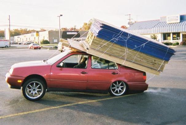 "Mythbusters : VW ""LumberJetta"", mythe ou réalité ?"