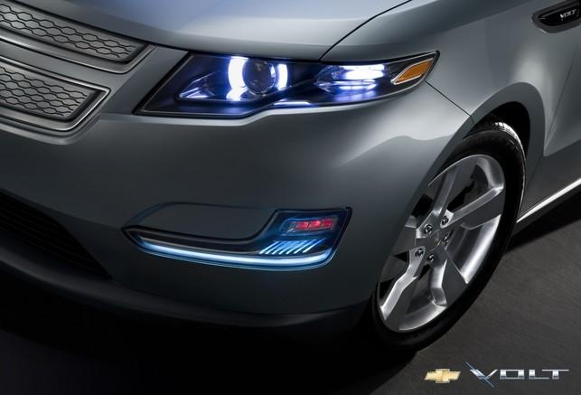 La Chevrolet Volt ? 64 km d'autonomie en mode électrique