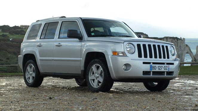 Essai - Jeep Patriot 2.2 CRD 2011 : son coeur est allemand