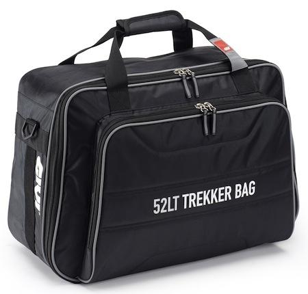Givi: sac de voyage spécialement pensé pour s'intégrer dans un top case