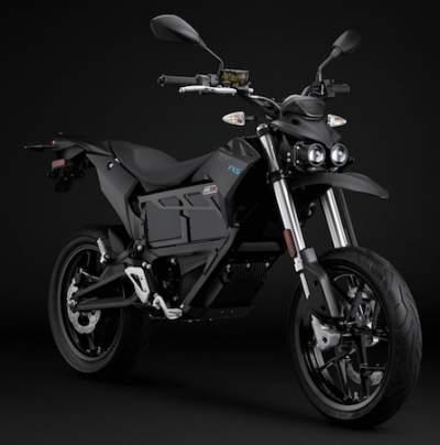 Zero Motorcycles présent au prochain salon de Milan