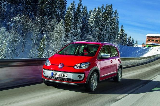Genève 2013 : VW Cross Up!, bien élevée