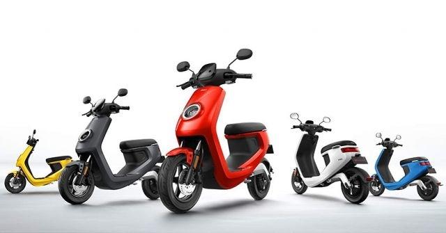 Scooter: les modèles chinois Niu auront des batteries françaises