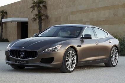 Future Maserati Ghibli: elle veut la peau de la BMW M5