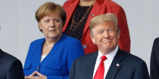Pour Merkel voir l'automobile européenne comme menace est effrayant