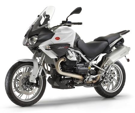 Moto Guzzi Stelvio et NTX: des promos dans l'air