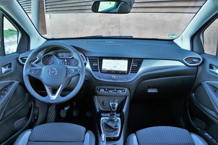 L'Opel Crossland X arrive en concession : pour faire comme tout le monde