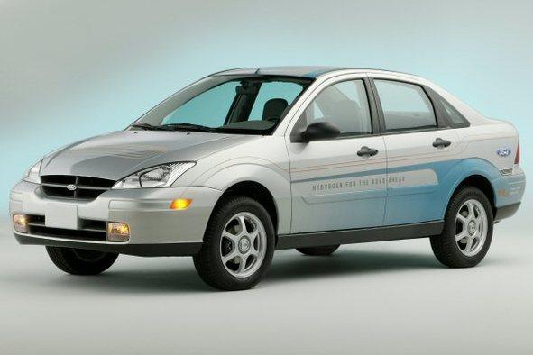 Ça roule pour les Ford Focus à l'hydrogène !
