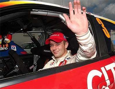 WRC: Loeb, pas à 100% au Monte Carlo