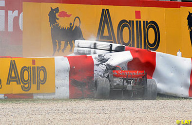 Formule 1 - Kovalaïnen: Un défaut de fabrication révélé par McLaren