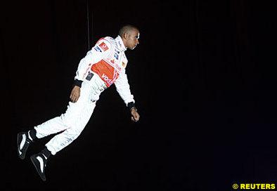 """Formule 1 - Hamilton: """"Je ne suis pas Superman"""""""