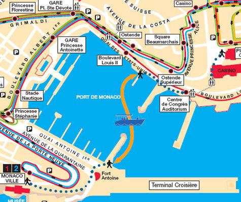 Le bateau-bus électrique de Monaco vous plaît !