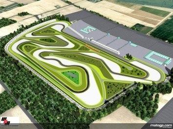 Moto GP: Un circuit en Hongrie pour les Grands Prix