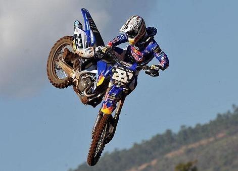 Saison terminée pour Antonio Cairoli