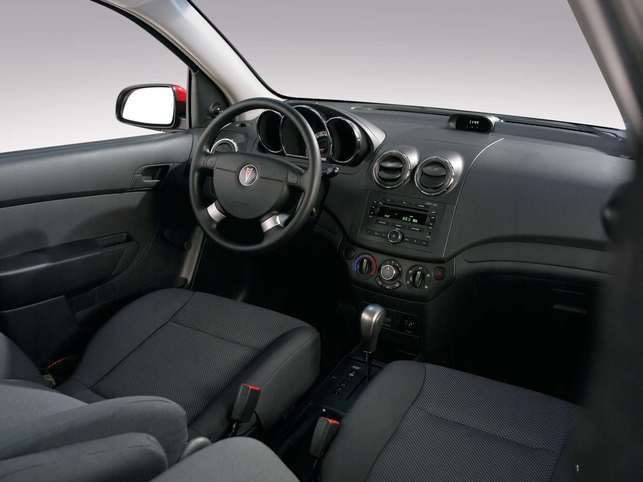 La Pontiac G3 Wave 2009 ? Moins gourmande en carburant