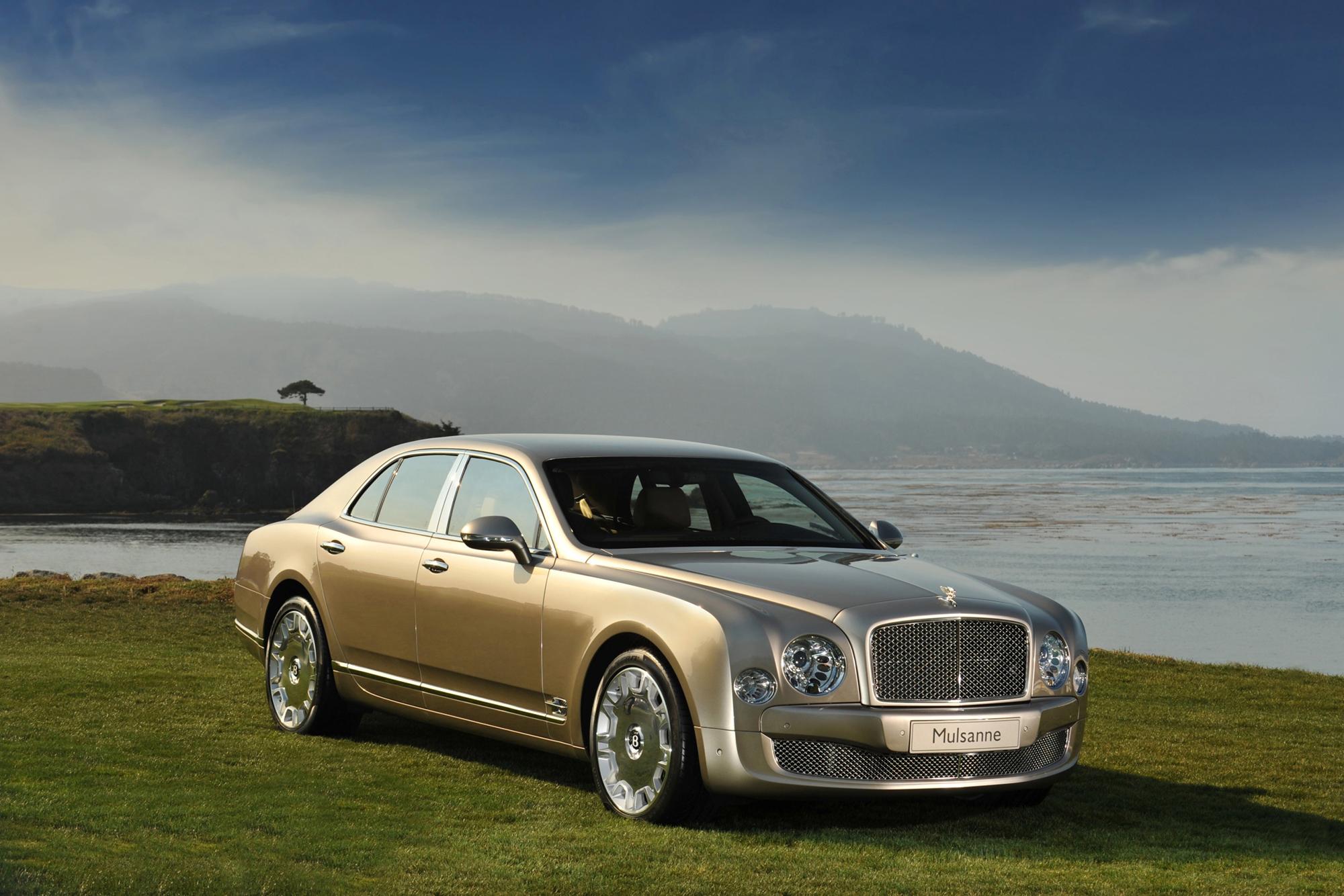 Bentley Mulsanne  Limousine De Prestige