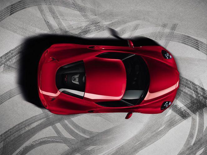 Genève 2013 : voici l'Alfa Romeo 4C de série
