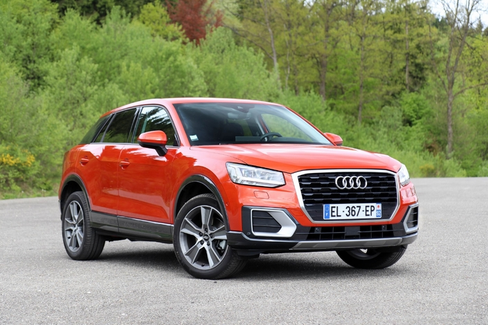audi q2 sortie le nouvel audi q2 l 39 attaque des suv compacts blog auto quelques photos de l. Black Bedroom Furniture Sets. Home Design Ideas