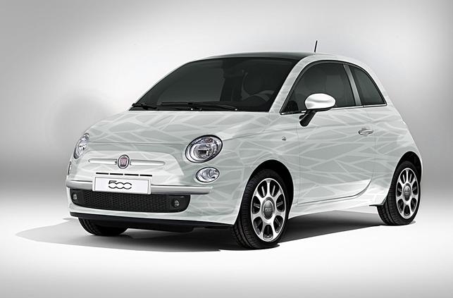Zoom sur la future Fiat 500 hybride