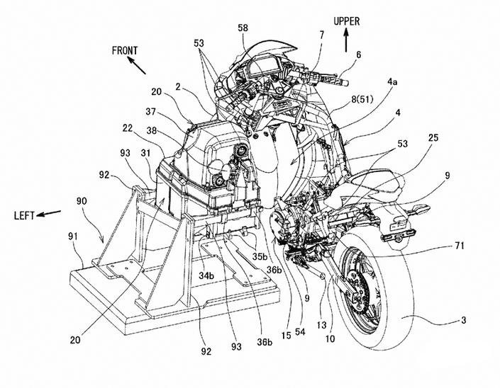 Insolite - Kawasaki: une Ninja 400 électrique ça vous dit?