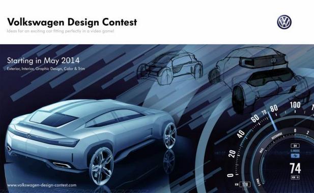 Créez un concept pour Volkswagen
