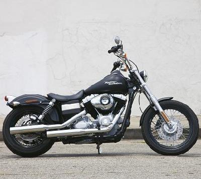 Nouveauté 2009 - Harley Davidson: Le Street Bob épure son style