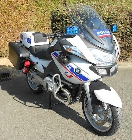 BMW Motorrad fait son retour dans les forces de l'ordre pour 3 ans