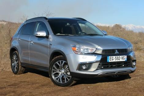 Mitsubishi ASX - Sorti en 2010, il n'a aucune chance face à des concurrents en grande majorité bien plus jeunes.