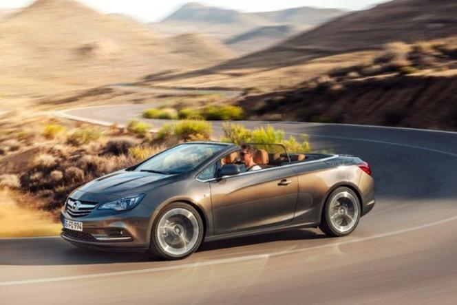 Toutes les nouveautés de Genève 2013 - Opel Cascada : imposante