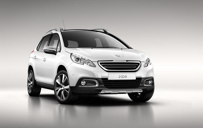 Toutes les nouveautés de Genève 2013 - Peugeot 2008 : international