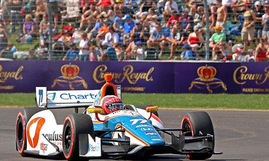 """Week-end faste pour les """"Frenchies"""" - Loeb gagne en WTCC, Pagenaud en IndyCar"""