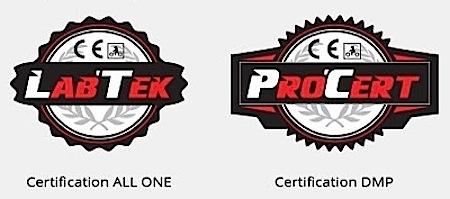 Certifications, normes: des marquages spécifiques chez Dafy-Moto