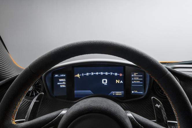 Genève 2013 : McLaren nous ouvre la P1