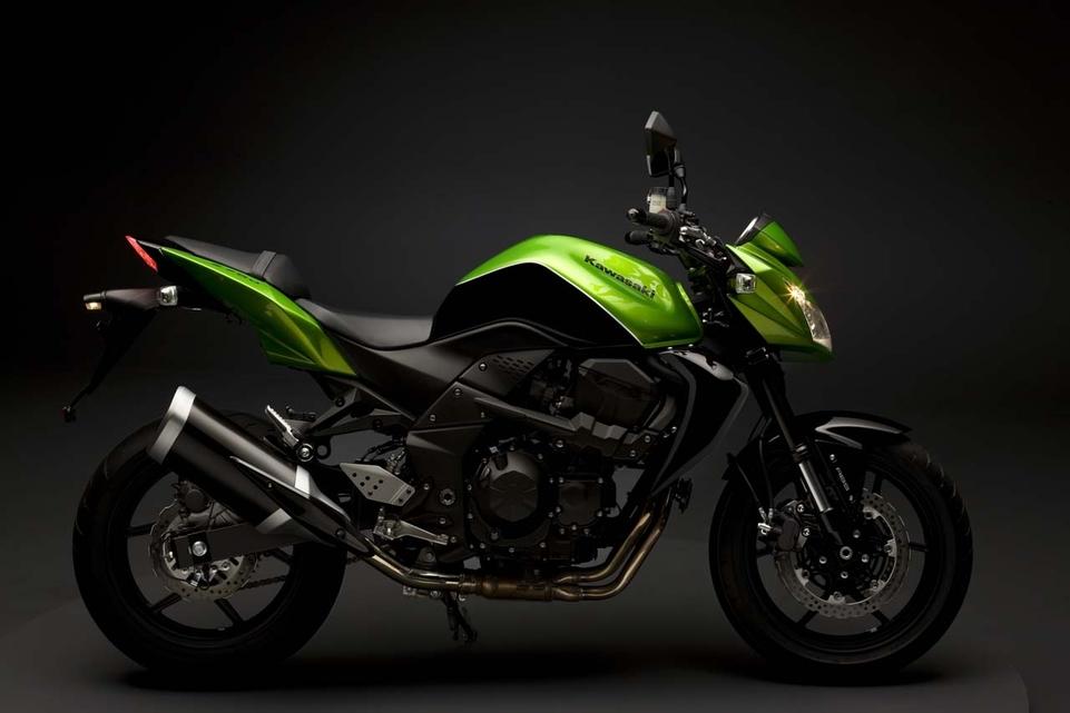 Nouveauté 2009 : Kawasaki Z 750