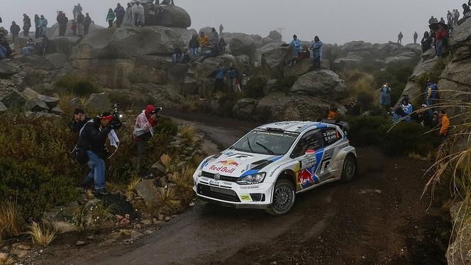 WRC Argentine : Jari-Matti Latvala domine Sébastien Ogier