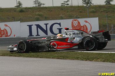 Formule 1 - Turquie D.1: Kimi reprend les choses en main