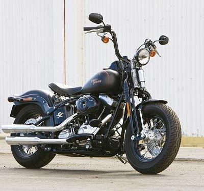 Nouveauté 2009 : Harley Davidson, le portrait de famille