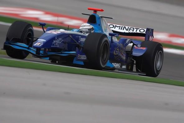 GP2 Istanbul Qualif : c'est Byzance pour Pantano