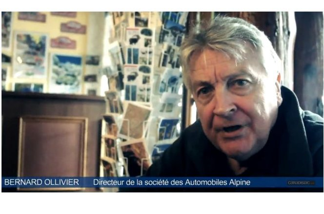 "Future Alpine : le ""boss"" Bernard Ollivier nous dit tout"