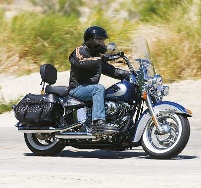 """Nouveauté 2009 - Harley Davidson: Du nouveau dans le """"Classic"""""""