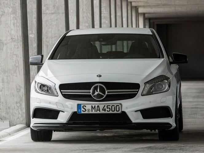 Salon de Genève 2013 - Voici déjà la nouvelle Mercedes A45 AMG!