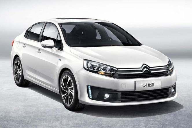 Salon de Chengdu : Citroën lance une nouvelle C4 berline