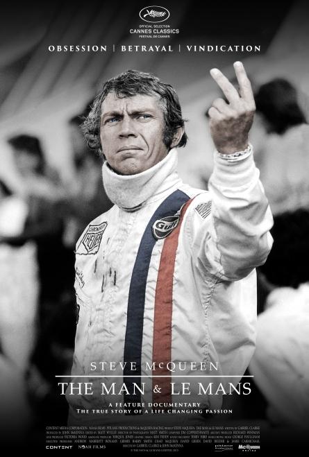 Cinéma : Steve McQueen - The Man and Le Mans